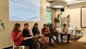 La SSPA comparte sus experiencias en desarrollo rural con los países de la Unión Europea