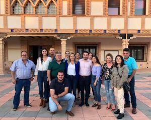 Lola Merino afirma que Paco Núñez asegurará por Ley las ayudas y garantizará la rapidez en las valoraciones de Dependencia