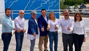 """Lola Merino pide el voto para Paco Núñez a los agricultores y al medio rural """"porque con Page salimos perdiendo"""""""