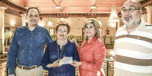 Los Amigos de la Biblioteca de Guadalajara completan su actuación solidaria