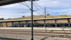 Luz Moya apuesta por integrar la estación del AVE al núcleo urbano de Cuenca
