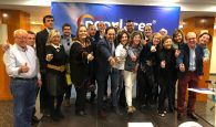 Luz Moya pide el voto para el PP para poder continuar con la recuperación económica del Ayuntamiento de Cuenca