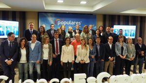 Luz Moya presenta un equipo renovado y un Programa de Gobierno ambicioso, valiente y realista para el futuro de Cuenca