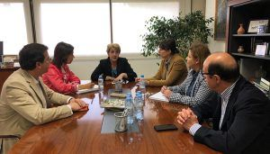 Luz Moya quiere contar con las universidades para potenciar Cuenca como Destino para el Turismo Idiomático