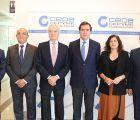 María Soledad García Oliva sustituye a Agustín de Grandes al frente de CEOE-Cepyme Guadalajara