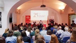 Mariscal cierra en el Instituto Cervantes de Moscú la campaña de promoción de Cuenca y las Ciudades Patrimonio en la capital  de Rusia