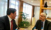 Mariscal traslada al Presidente de RENFE sus quejas por la supresión de las paradas del AVE en Cuenca
