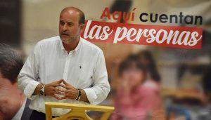 Martínez Guijarro asiste a la presentación de la candidatura de Barajas de Melo