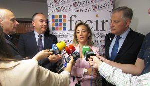 """Merino """"Cuando Paco Núñez sea presidente del Gobierno de Castilla-La Mancha apostará por la creación de empleo estable y de calidad"""""""
