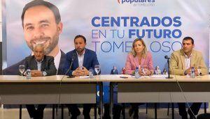 """Merino """"Los agricultores y regantes de Castilla-La Mancha no merecen el Gobierno de Page que tanto les miente"""""""