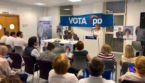 """Merino afirma que el programa electoral de Page es """"una tomadura de pelo"""" a los castellano-manchegos"""