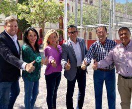 Merino asegura que Paco Núñez eliminará la Vicepresidencia de Podemos y la sustituirá por una Consejería de Deporte