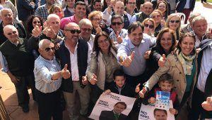Núñez anuncia en Villamayor de Santiago que una parte del Programa de Desarrollo Rural irá destinada a hacer llegar a las zonas rurales de la región la conexión a Internet