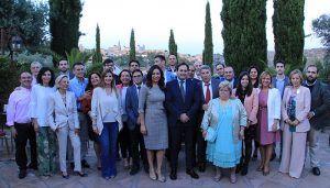 Núñez asegura que Claudia Alonso va a ser la alcaldesa de Toledo para conseguir un mejor futuro para la ciudad y para todos los toledanos