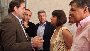 Núñez asegura que promoverá una interconexión administrativa para en Castilla-La Mancha la burocracia no sea un lastre para los ciudadanos que quieran emprender