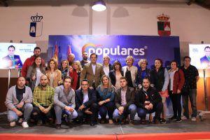 Núñez destaca que el PP representa el gran proyecto para nuestra tierra en el que hay sitio para todos los castellano-manchegos
