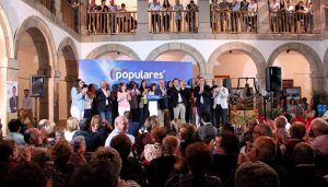 Núñez vuelve a llenar y anuncia que pondrá en marcha bonificaciones del 30% en las cuotas de autónomos con las que podrán ahorrar hasta 1.000 euros al año