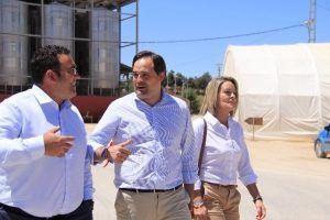 Núñez aprobará una ley integral de protección y mejora del sector agrícola y modificará la Ley del Vino para impulsar la modernización y comercialización de la industria agroalimentaria
