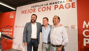 """Page avanza, en casa de su amigo Blanco, una bajada """"histórica"""" de las listas de espera en Castilla-La Mancha"""