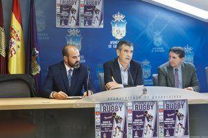 """Un total de 19 equipos venidos de toda España a Guadalajara disputarán el III Torneo Seven de Rugby """"Memorial  Sergio Gálvez"""""""