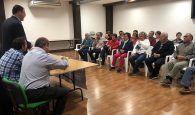 Prieto agradece la labor de alcaldes como Antonio Ruiz y sus 16 años al frente del Ayuntamiento de Casas de los Pinos