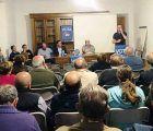 """Prieto insiste en la """"transversalidad"""" de la lucha contra la despoblación y pide acciones concretas al Estado y a la Junta"""