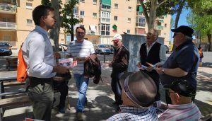 """Rafael Pérez Borda """"Vamos a desarrollar programas municipales que pongan especial atención en el envejecimiento activo"""""""