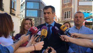 Román anuncia la creación de una nueva línea de autobús que conectará el barrio del Balconcillo con el centro, el Hospital, el centro comercial y los nuevos juzgados