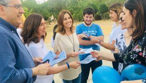 """Romero destaca que """"frente al proyecto agotado de Page, al que los castellano-manchegos van a mandar a la oposición, Núñez representa el futuro para nuestra tierra"""""""