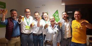 Vox Guadalajara pasa la pelota a Ciudadanos