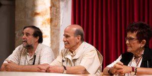 ¿Se acuerdan del Chupagrifos Su creador, Maese Cosman, ha recibido en Cuenca el premio Ángeles Gasset por su trayectoria titiritera