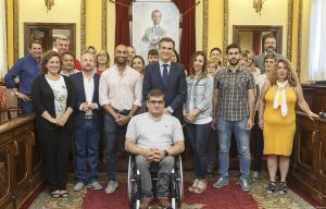 Los concejales del Ayuntamiento de Guadalajara aprueban las últimas actas y se despiden