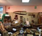 Abierta la Exposición de Artesanía de fin de curso de la Escuela de Folklore de la Diputación de Guadalajara