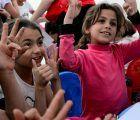 Accem y Cruz Roja Cuenca organizan una cadena humana con motivo del Día del Refugiado
