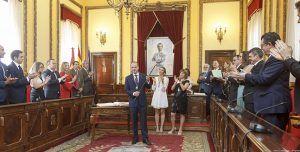 """Alberto Rojo, nuevo alcalde de Guadalajara Pondré a Guadalajara por delante de todo lo demás"""""""
