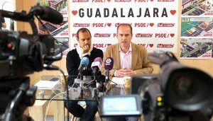 Alberto Rojo será el alcalde de Guadalajara tras confirmarse el apoyo de Ciudadanos