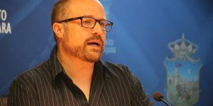 Alejandro Ruiz califica de jugada electoral del PP lo ocurrido con el Mercado de Abastos de Guadalajara