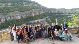 Broche de oro para el proyecto Erasmus+ Euroknitters del CEIP Santa Ana de Cuenca