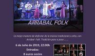 Concierto y teatro en el yacimiento de 'La Cava' de Garcinarro