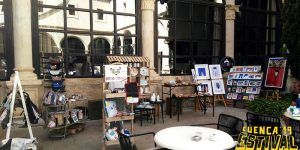 Creadores Market el espacio reservado para la artesanía en Estival Cuenca