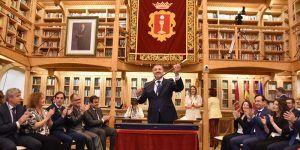 Darío Dolz recupera la Alcaldía de Cuenca para el PSOE con el apoyo de Cuenca Nos Une