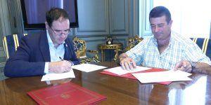 Diputación de Cuenca da un nuevo paso para finalizar la rehabilitación del balneario de Yémeda como hospedería