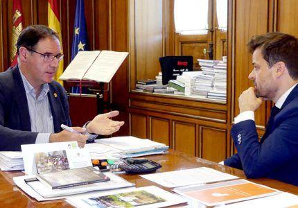 Diputación de Cuenca y Colegio de Arquitectos apuestan por los pueblos como destinos turísticos con un Plan de Embellecimiento