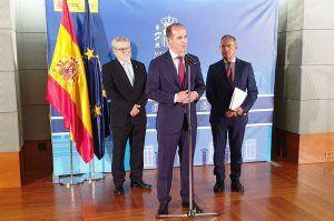 El alcalde de Guadalajara califica de histórico y feliz el acuerdo alcanzado sobre el Palacio del Infantado