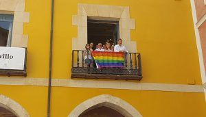 El Ayuntamiento de Cuenca se suma a la celebración del Orgullo LGTBI