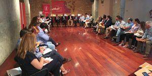 El Consejo Social de la UCLM y los empresarios continúan sumando esfuerzos en beneficio de la región
