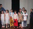 El curso de la Escuela de Teatro de Cabanillas baja el telón entre aplausos