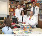 El Equipo de Atención Educativa Hospitalaria y Domiciliaria de Guadalajara logra una beca para mejorar su formación lingüística y realizar intercambios con equipos de otros países