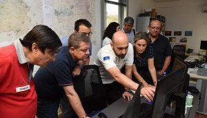 El Gobierno regional agradece la labor de todo el dispositivo de extinción de incendios que sigue trabajando esta noche en la provincia de Toledo
