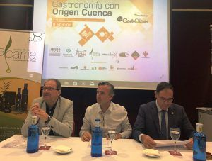 El Gobierno regional destaca el papel de la gastronomía con eje del turismo en Cuenca